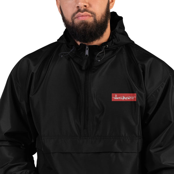 VISUALIST Embroidered Champion Packable Jacket