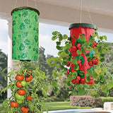 Upside Down Hanging Planter for Tomatoes or Strawberries