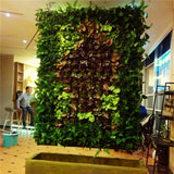 Vertical Wall Plant Grow Bags