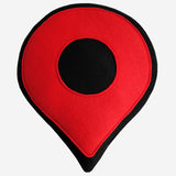 Google Map Pin - Red