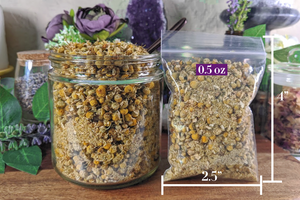 Chamomile - 0.5 oz Bag
