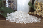 Clear Quartz Chips - 2 oz Bag