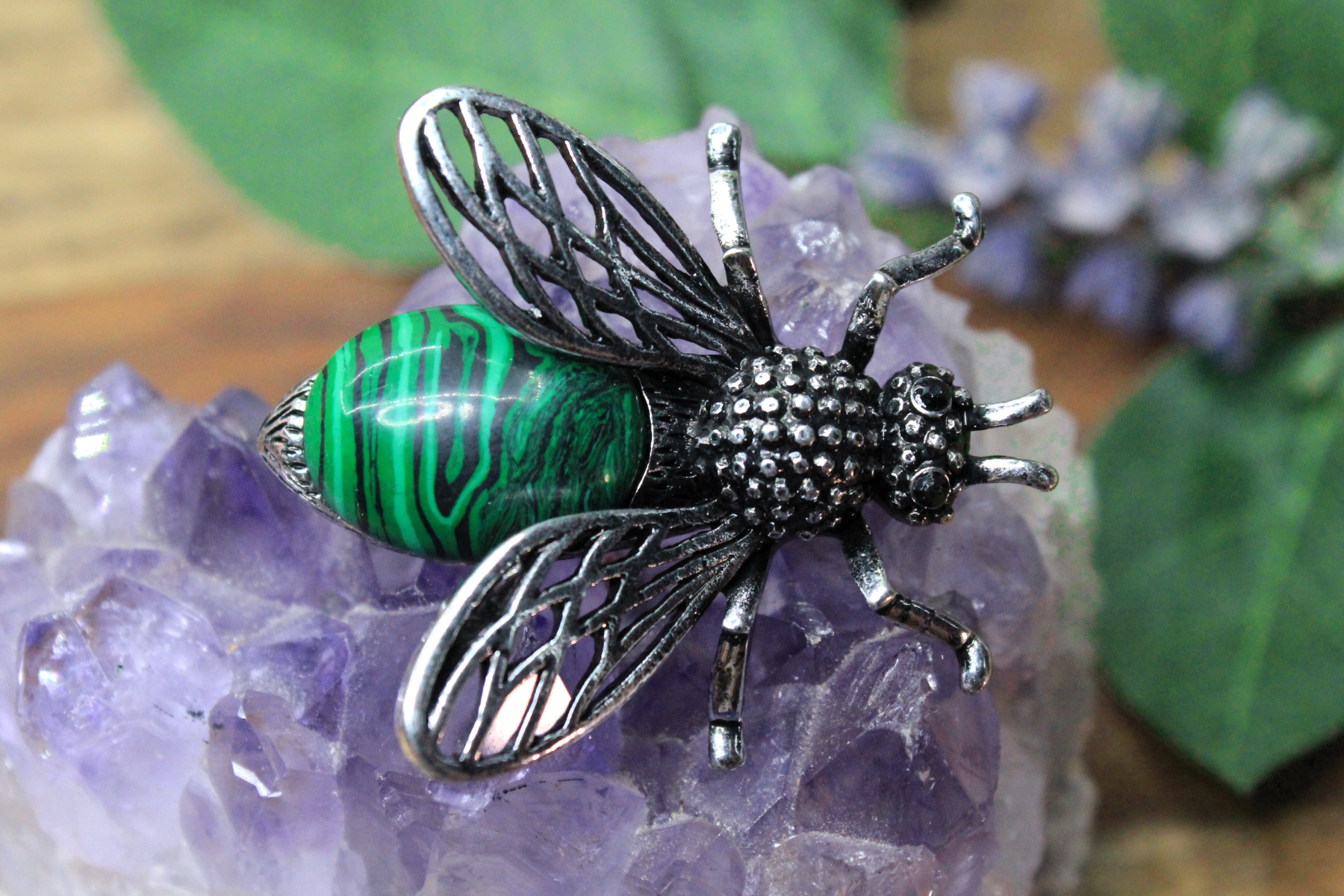 Malachite Free Form Slab