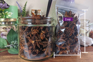 Star Anise - 1 oz Bag