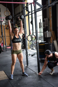 CrossFit classes are NOT the sport of CrossFit.
