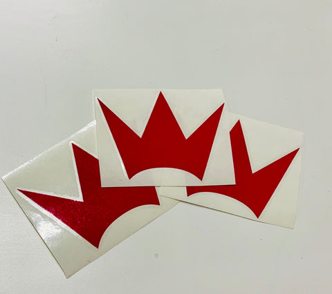 Crown Sticker (Small)