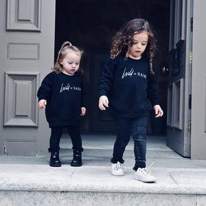 Kids Logo Jumper