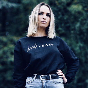 Womens Logo Jumper