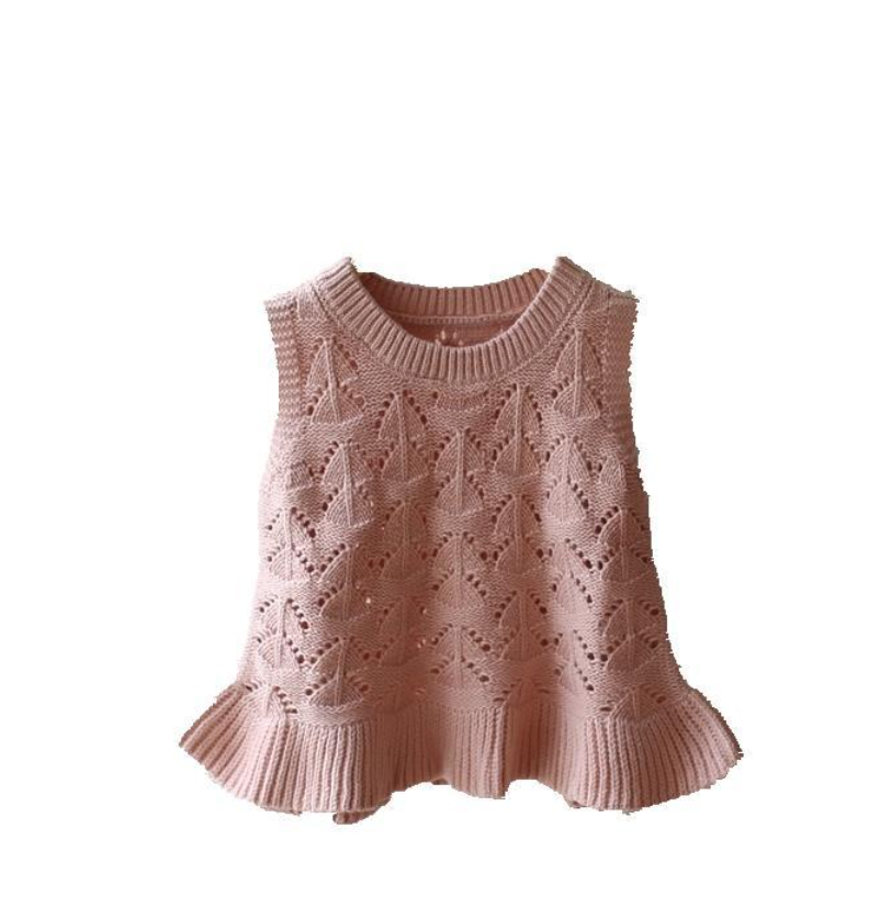 ALICE KNITTED VEST