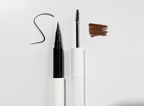 New Flawlush Brow with precision tip pen.