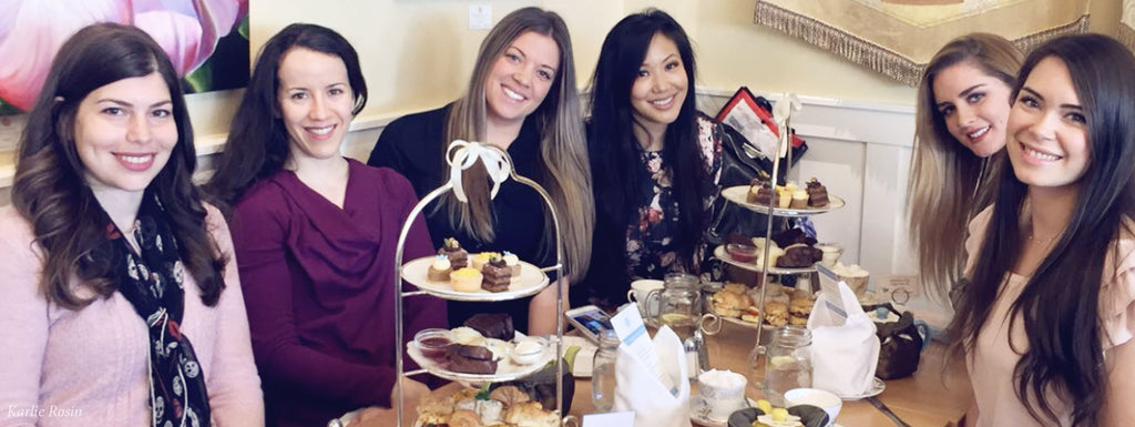 Layers Of Delicious Creations | High Tea At The Secret Garden