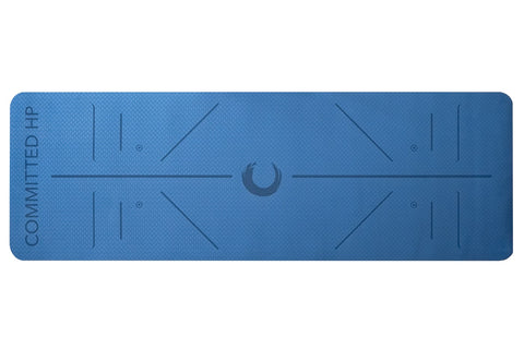 Yoga & Train Mat