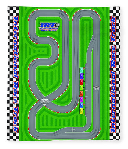 International Race Track - Blanket