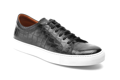 Bespoke Cocco Sneakers Black