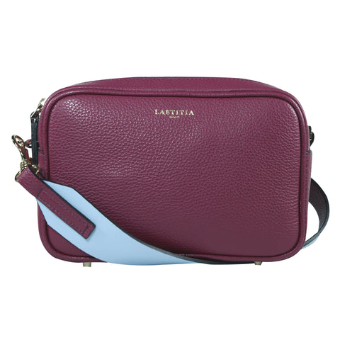 Betty Camera Bag Purple