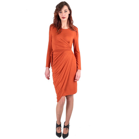 Vegetable Viscose Dress