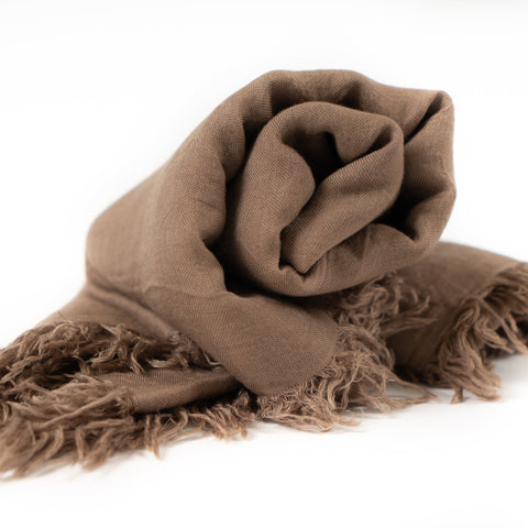 Lyocell Foulard Cappuccino