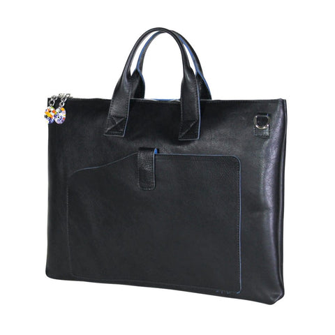 Woman Briefcase Black