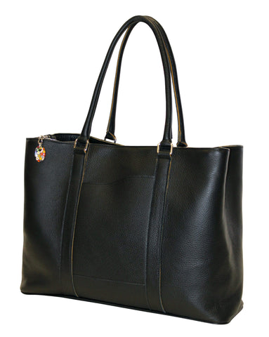 Woman Tote Bag Black