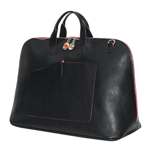Woman Duffle Bag Black