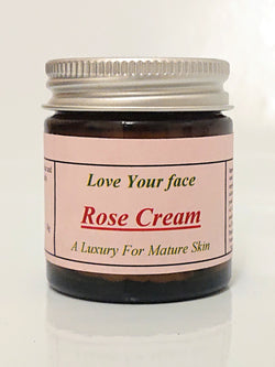 Rose Cream Oswestry Herbarium