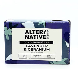 Alter/native conditioner bar lavender and geranium with tea tree