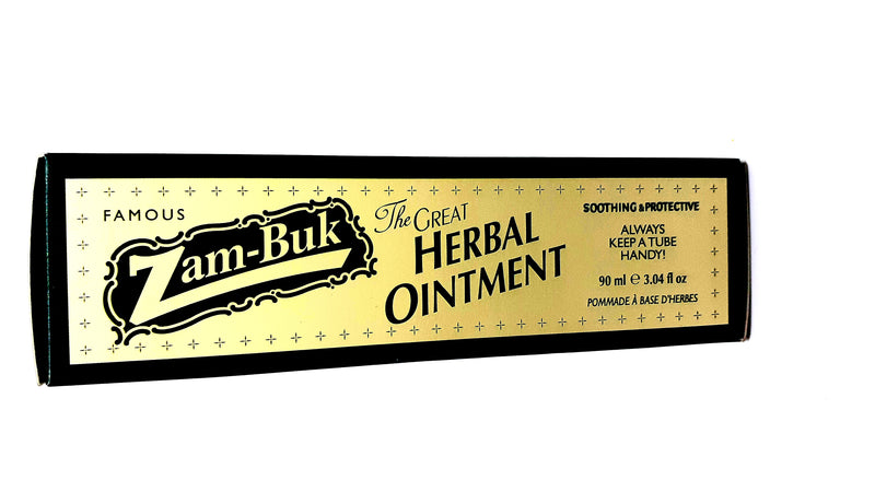 Zam Buk herbal ointment in handy tube 90ml