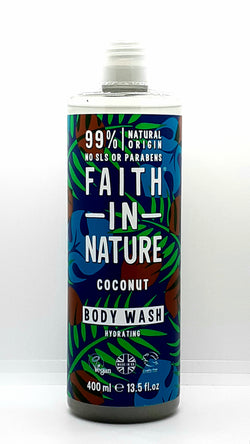Faith In Nature Coconut Bodywash Hydrating
