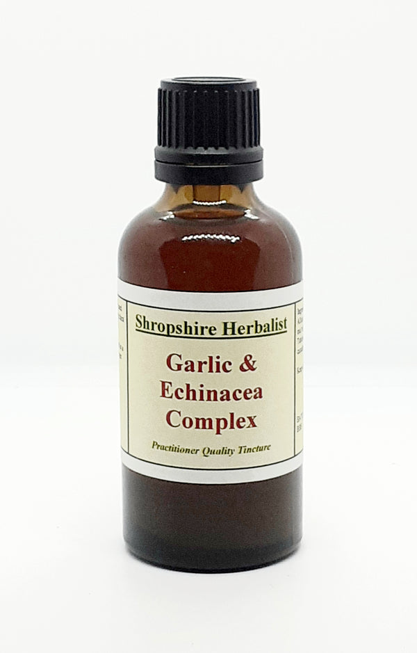 Garlic and Echinacea complex