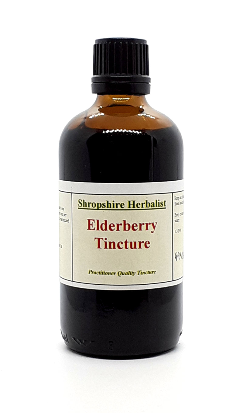 Elderberry Tincture 100ml