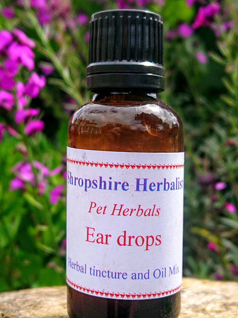 Natural Ear Drops