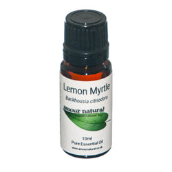 Lemon Myrtle Pure essential oil 10ml