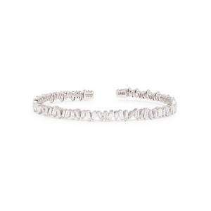 Fireworks Classic Baguette Bangle
