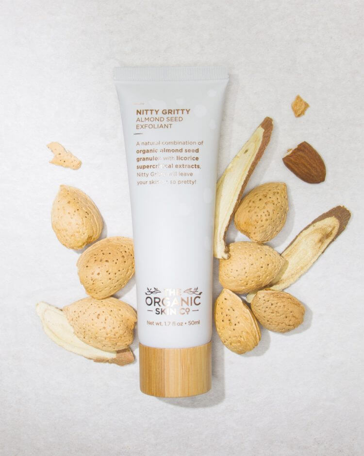Nitty Gritty Almond Seed Exfoliant 1.7 fl oz