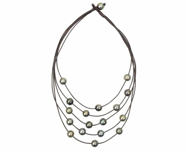 Constellation Tahitian Necklace