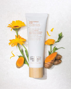 Task Force Nine - Calendula & Turmeric Cream - 1.7 fl oz