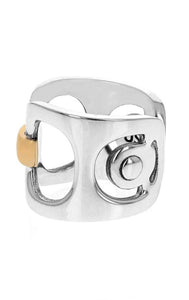 Pop Top Infinity Ring