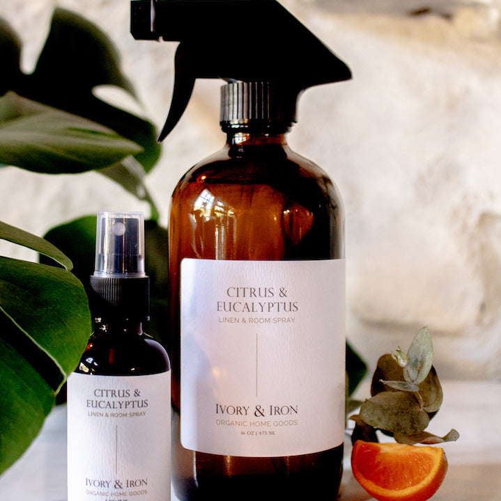 Linen & Room Spray - Citrus & Eucalyptus