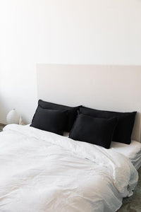 King Size Pillowcase // Onyx