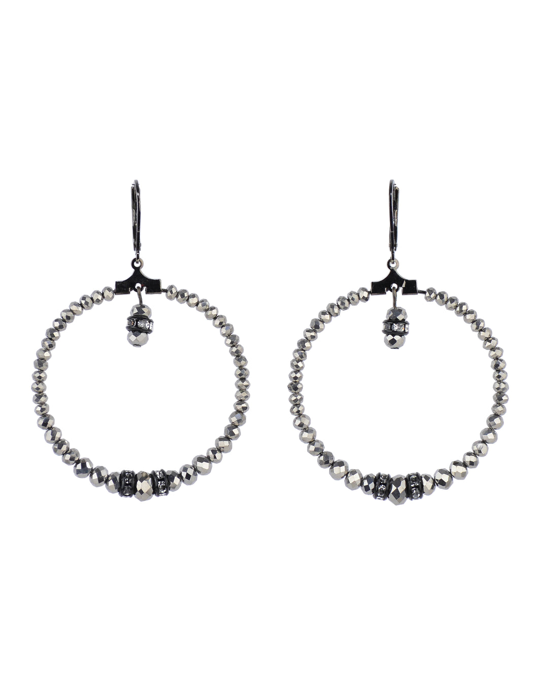 Chantelle Medium Hoops