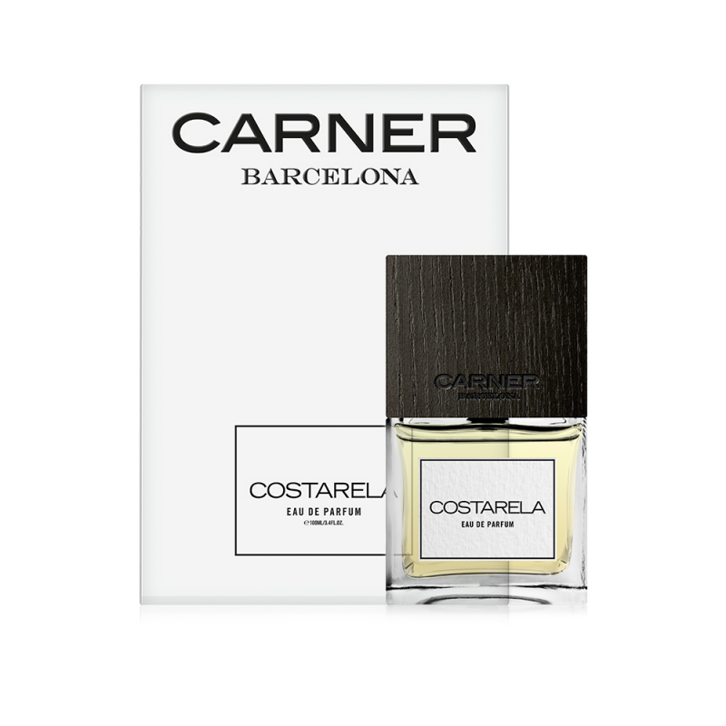 Costarela evokes that unique feeling of freedom that one can only experience when admiring the immensity of the open sea.  TOP NOTES Italian bergamote, saffron  MID NOTES Marine accord, sand accord  BASE NOTES Virginian cedarwood, ambroxane, amber