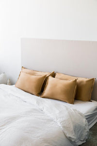 King Size Pillowcase // Citrine