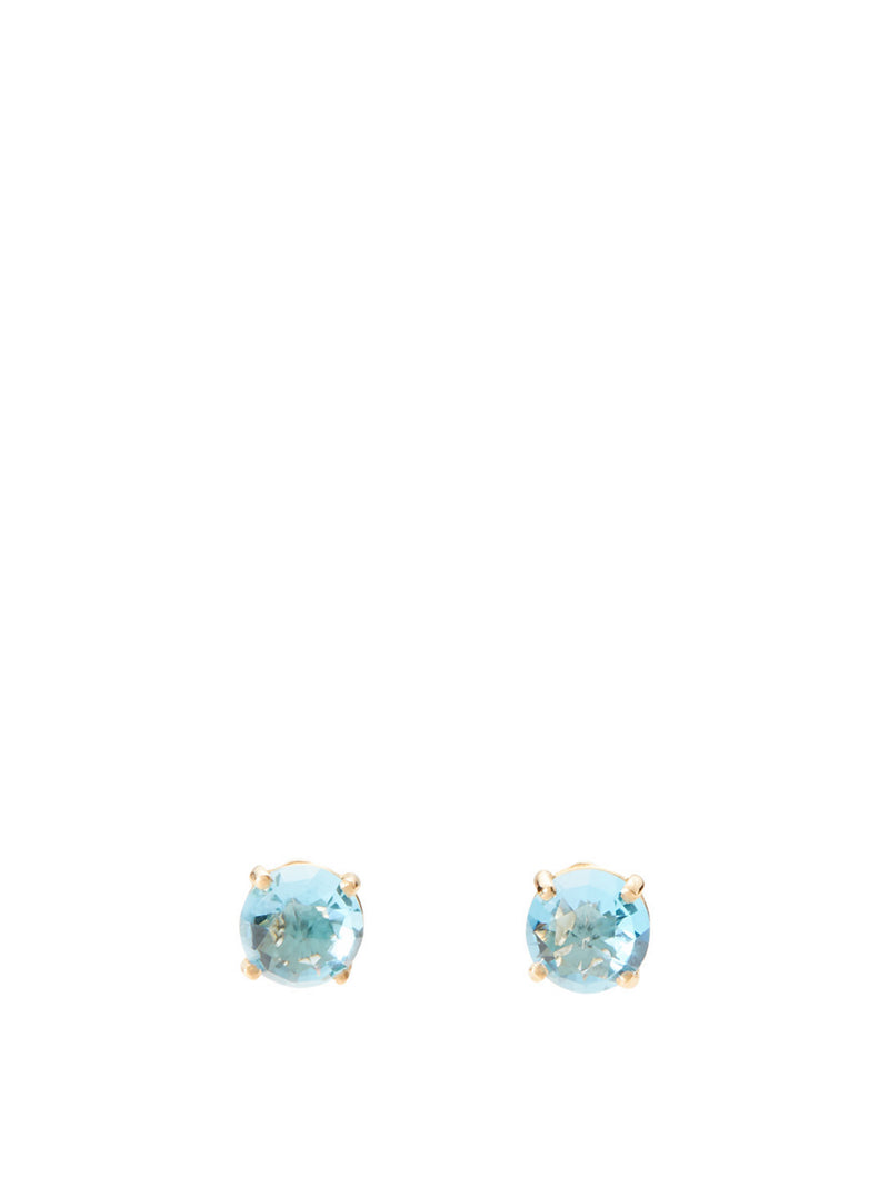 Papillion 14K Gold Earrings