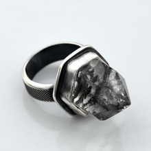 Size 7.5 Quartz Ring