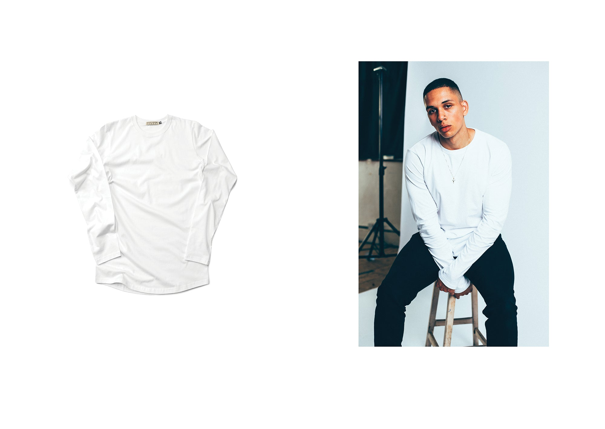 Monotone basic essentials lookbook page 12