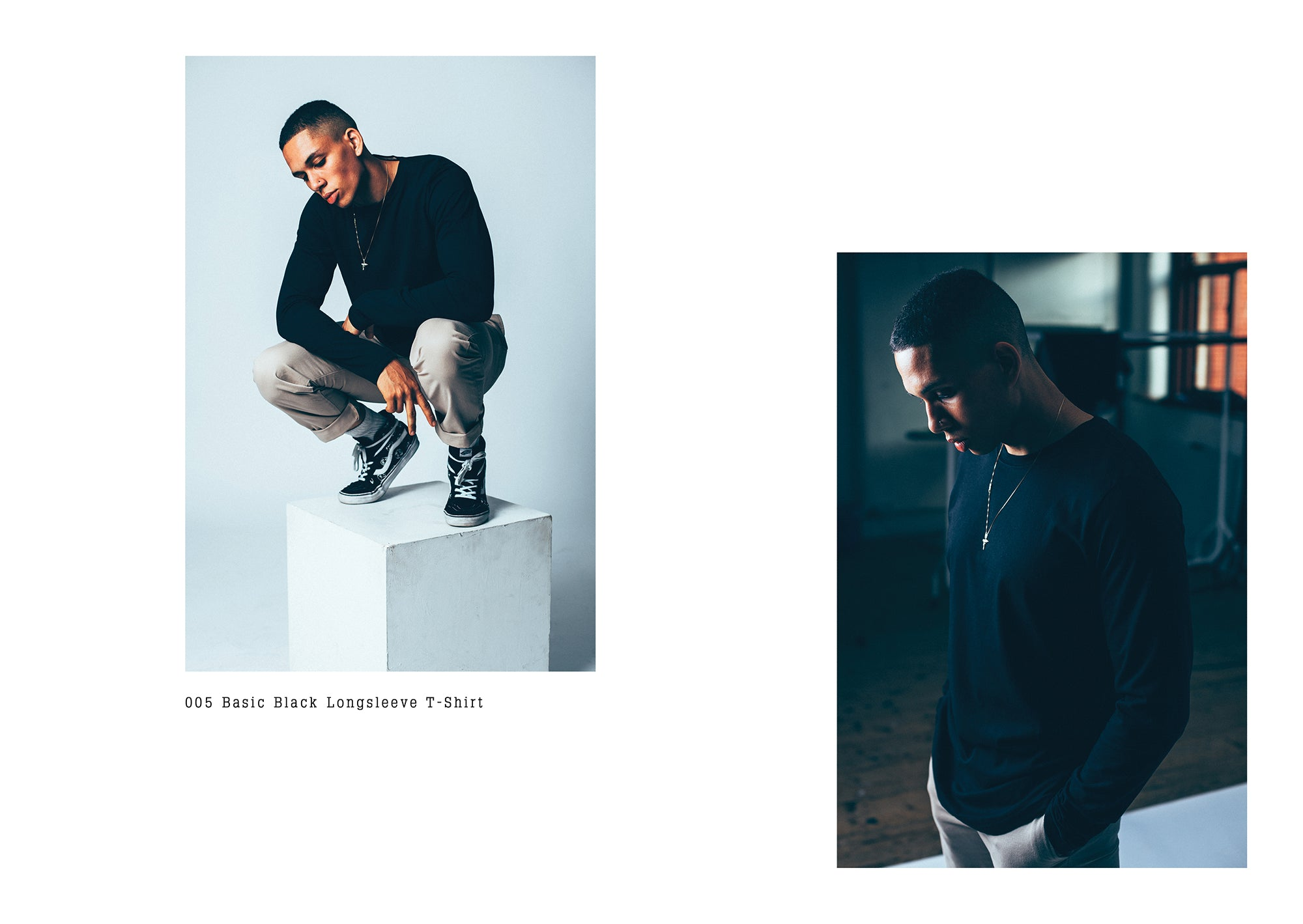 Monotone basic essentials lookbook page 13