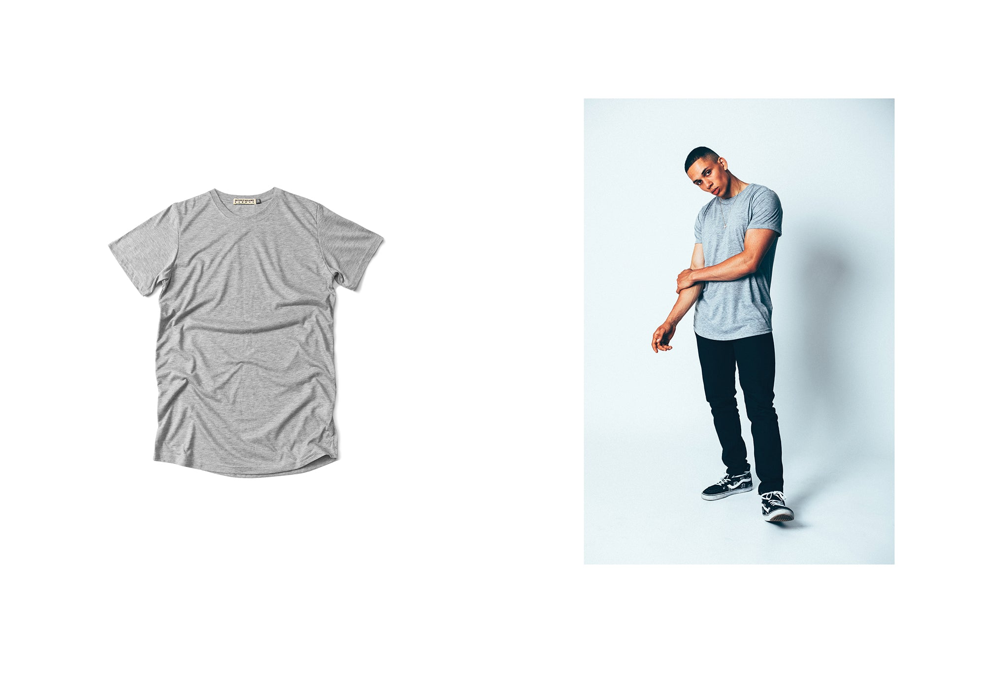 Monotone basic essentials lookbook page 6