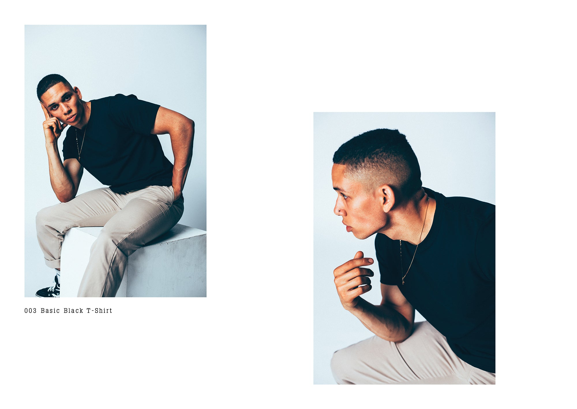 Monotone basic essentials lookbook page 7