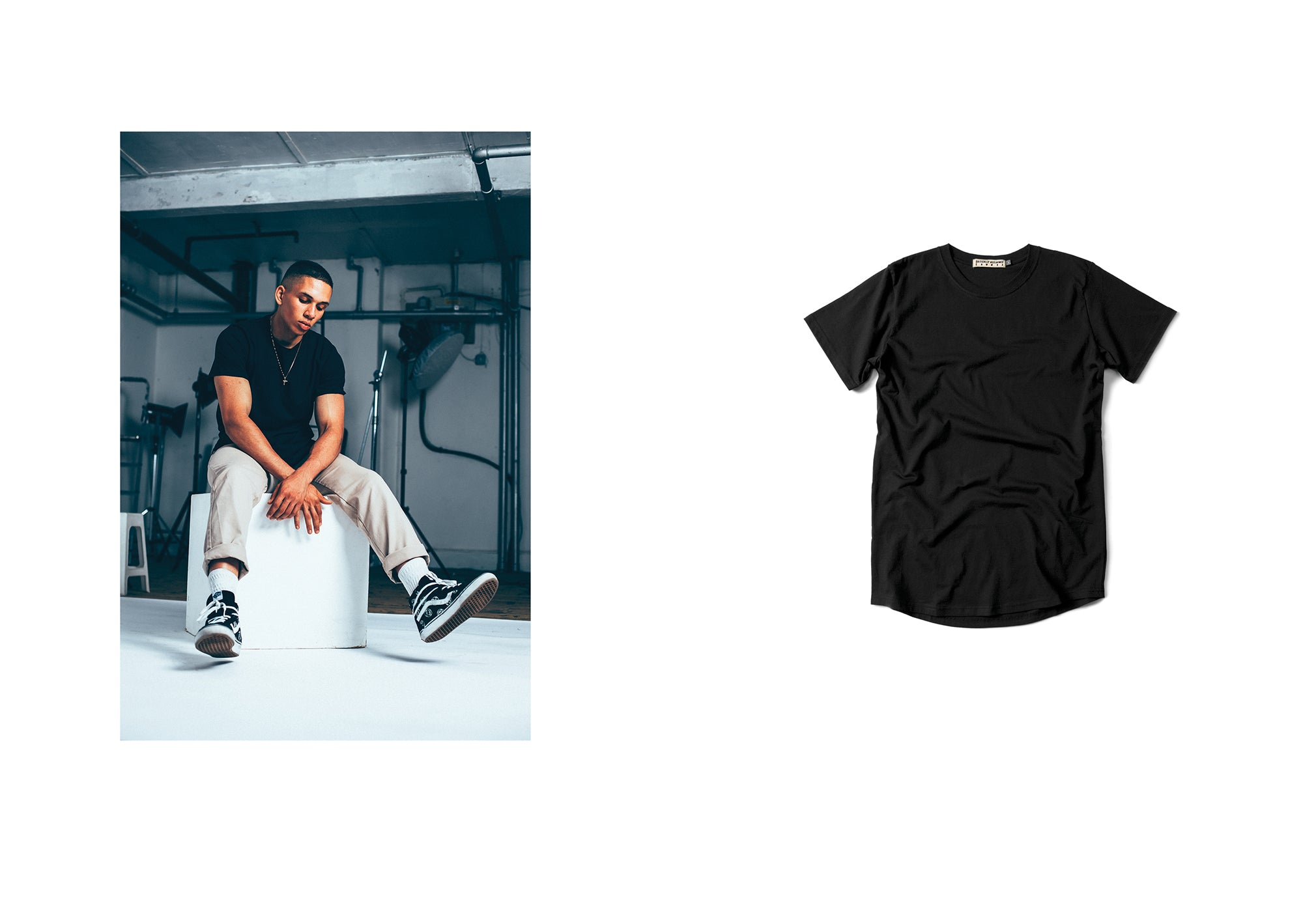 Monotone basic essentials lookbook page 8