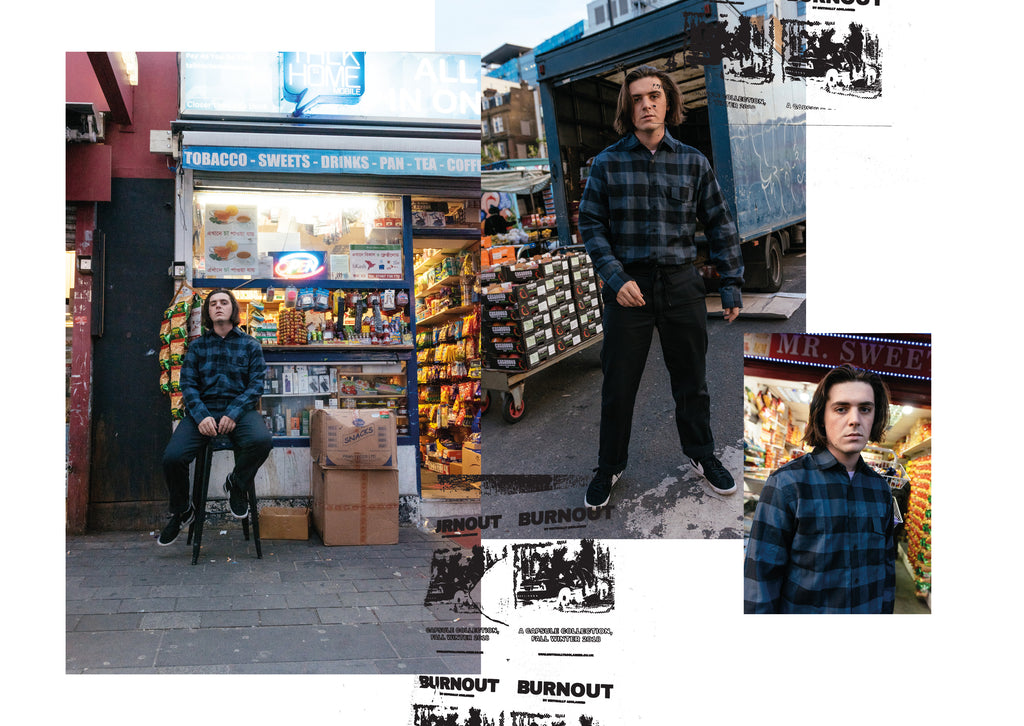 Critically Acclaimed: Burnout Capsule Lookbook Page 6